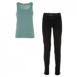 ensemble Freddy Yoga pantalon + camisole femme
