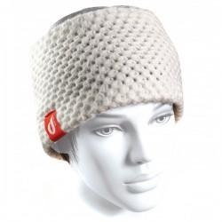 headband Ledrapo Unie Vierge white