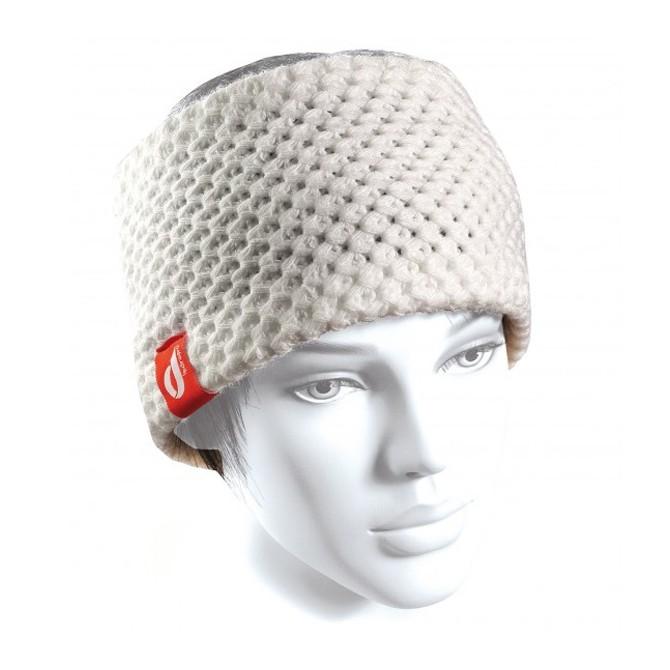 Fascia Ledrapo Unie Vierge bianco LEDRAPO Cappelli guanti sciarpe