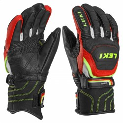 ski gloves Leki WC Race Flex S Junior