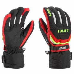 ski gloves Leki Worldcup S Junior