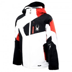 chaqueta esqui Spyder Leader Junior