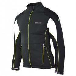 windstopper Bottero Ski Xtr7000 noir-vert