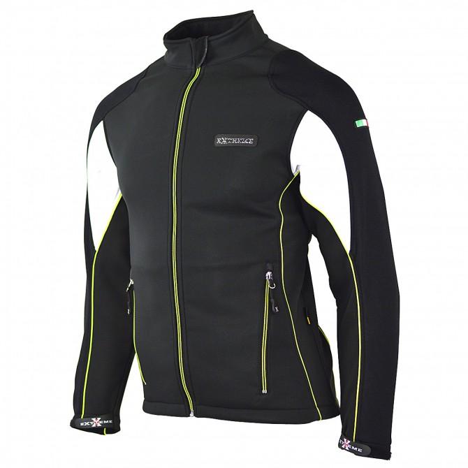 windstopper Bottero Ski Xtr7000 nero-verde