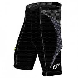 shorts with protections Energiapura Workout black
