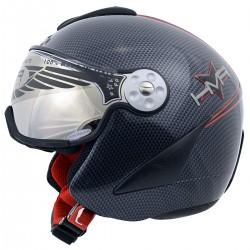 casque ski Hammer H2 Real + visière