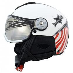 ski helmet Hammer H2 Soft Usa + visor
