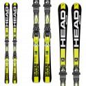 Ski Head iSupershape Speed + fixations Prx 12 S Br 85