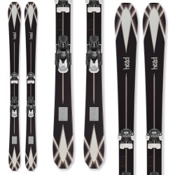 Ski Head Venturi 95 + bindings Attack 13 Brake 95