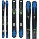 Ski Head Collective 105 + bindings Attack 16 + plate Power Brake 2 Race Pro