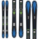 Ski Head Collective 105 + fixation Attack 16 + plaque Power Brake 2 Race Pro