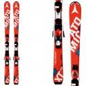Esquí Atomic Redster Jr III + fijaciones Xte 7