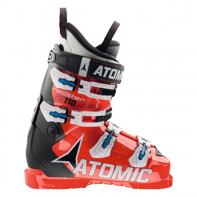 Ski boots Atomic Redster Fis 110 red-black