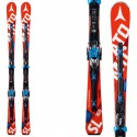 Ski Atomic Redster Doubledeck Sl Mtl + fixations X 12 Tl Ome