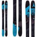 Ski Atomic Automatic 102 + fixations Vist V614 noire-bleu