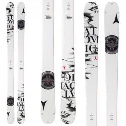 Ski Atomic Infamous + bindings Lr 10 white-black