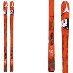 Sci alpinismo Atomic Ultimate 65 arancio-nero