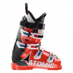 Ski boots Atomic Redster Fis 130 red-black