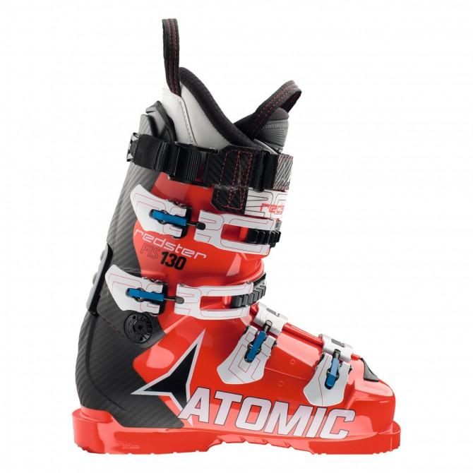 Scarponi sci Atomic Redster Fis 130 rosso-nero
