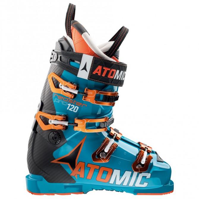 Ski boots Atomic Redster Pro 120 teal