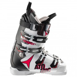 Chaussures de ski Atomic Redster Pro 130 blanc-noir