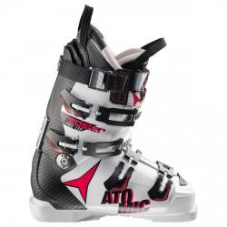 Ski boots Atomic Redster Pro 130 white-black