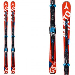 Sci Atomic Redster Doubledeck Gs Mtl + attacchi X12 Tl Ome