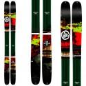 Esquí K2 Shreditor 102 + fijaciones Vist V614