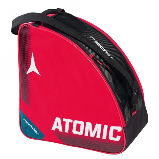 Bolsa para botas esquí Atomic Redster 1 par rojo-negro