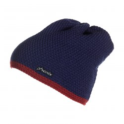 Cappello Phenix Norway Alpine Team Knit blu-bordeaux