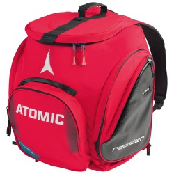 Ski boots backpack Atomic Redster Boot BP red-black