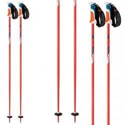 Bastones de esquí Atomic Redster 12 Xt naranja