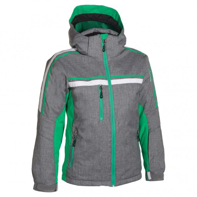 Ski Jacket Phenix Lightning grey-green-white
