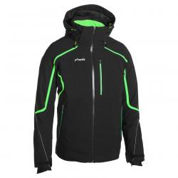 Giacca sci Phenix Lightning nero-verde