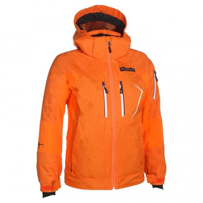 Giacca sci Phenix Norway Alpine Team arancione scuro