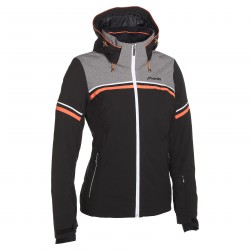 Ski Jacket Phenix Orca black-grey-orange