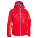 chaqueta de esquí Phenix Snow Force 3 in 1 naranja