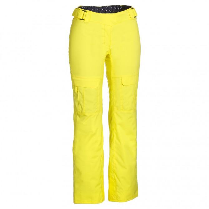 Pantalone sci Phenix Horizon giallo