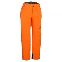Ski Trousers Phenix Lightning fluorescent orange