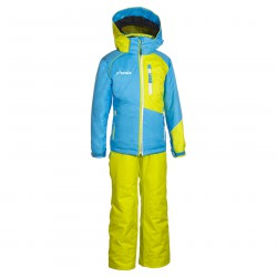 Ski Suit Phenix Suku-suku Brick dark blue-yellow