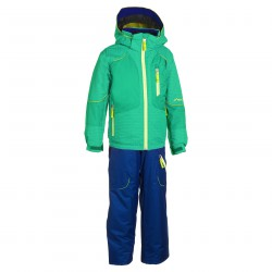 ski suit Phenix Suku-suku Hardanger green-royal