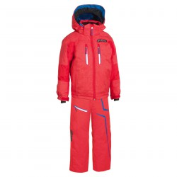 ski suit Phenix Suku-suku Norway Alpine Team dark orange