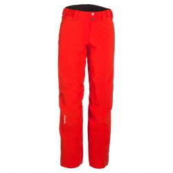 pantalon de ski Phenix Diamond Dust orange foncé