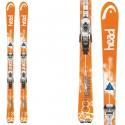 Sci Head Galactic 84 Sw Super Light + attacchi Ambition 12m + piastra Barke Ambition 95 arancio-bianco