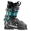 Ski boots Lange Xc Rtl W transparent black-teal