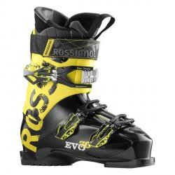 Ski boots Rossignol Evo 70 black-yellow