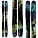Ski Armada JJ + bindings Vist V614 black