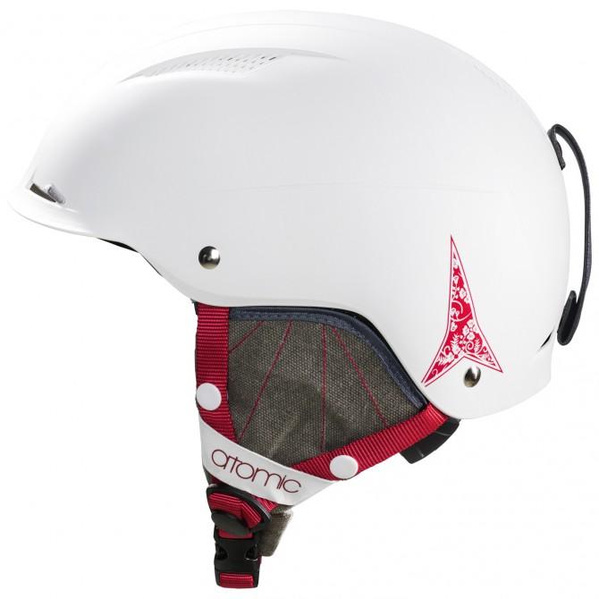 Casque ski Atomic Savor W Femme blanc