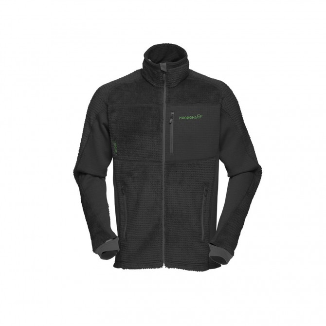 Fleece Lofoten warm balck
