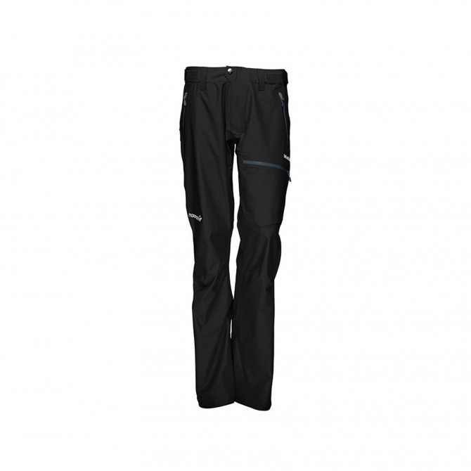 Pantalone sci Falketind Gtx nero